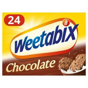 Weetabix Chocolate 24s-0