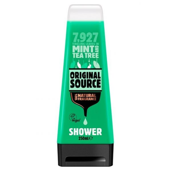 Original Source Mint & Tea Tree Shower Gel-17538