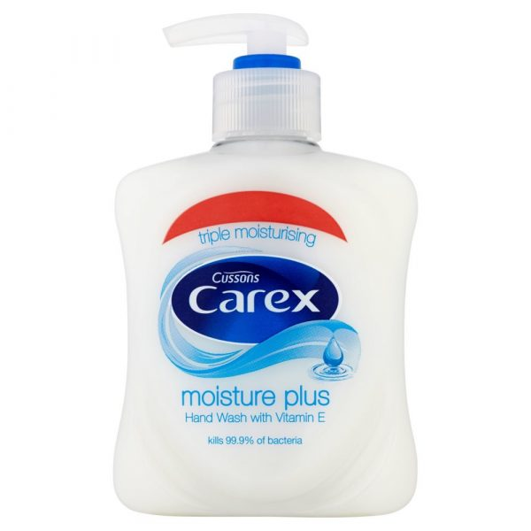 Carex Moisture Plus洗手液-0