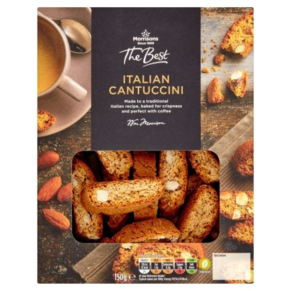 Morrisons The Best Italian Cantuccini-18103