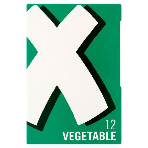 Oxo Vegetable Stock 12 Cubes-18193