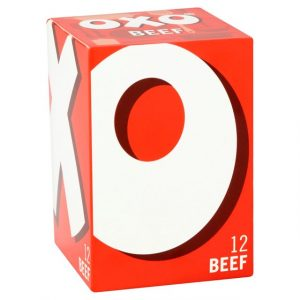 Oxo Beef Stock 12 Cubes-0