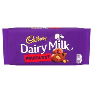 Cadbury Fruit & Nut-0