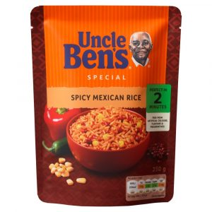 Uncle Bens Express Spicy Mexican Rice-0