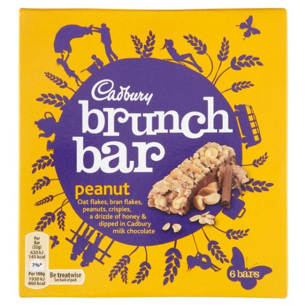 Cadbury Brunch Bar Peanut-0