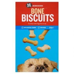 Morrisons Dog Bone Biscuits-0