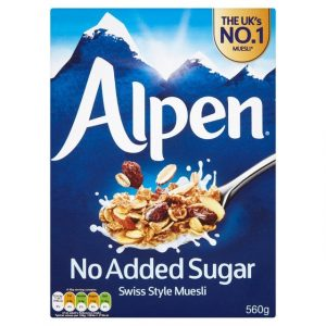 Alpen No Added Sugar Muesli-0