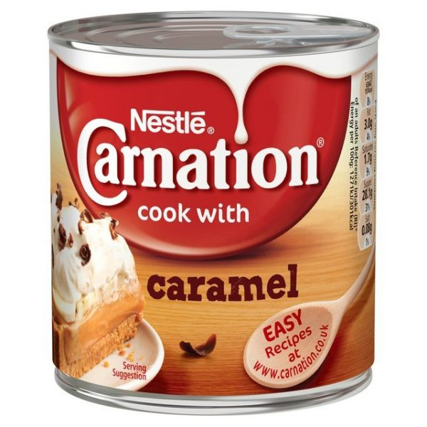 Carnation Cook with Caramel-19739