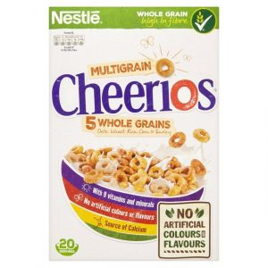 Cheerios Multigrain Cereal-0