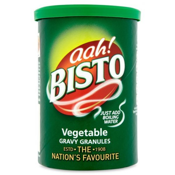 Bisto Vegetable Gravy Granules-19784