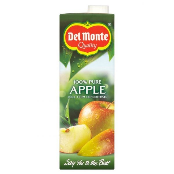 Del Monte Apple Juice-19796