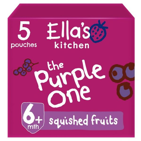 Ella' s Kitchen The Purple One Multipack-19340