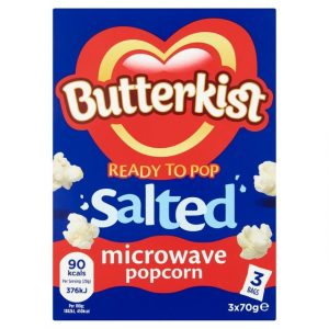 Butterkist Ready To Pop Salted Microwave Popcorn-0