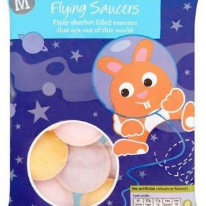 Morrisons Flying Saucers-0