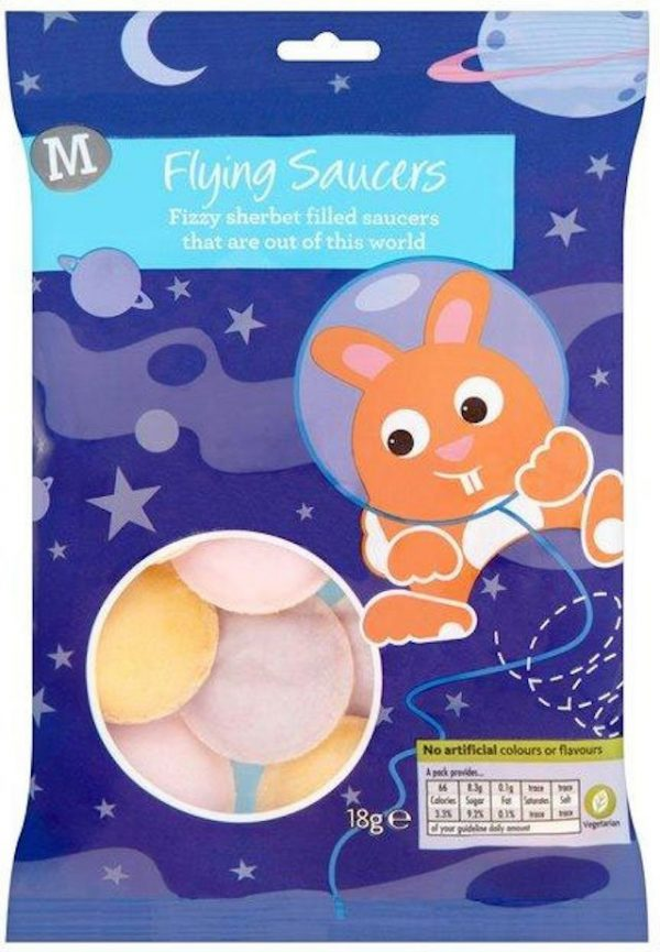 Morrisons Flying Saucers-20533