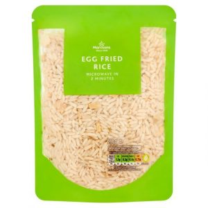 Morrisons Egg Fried Micro Rice-0