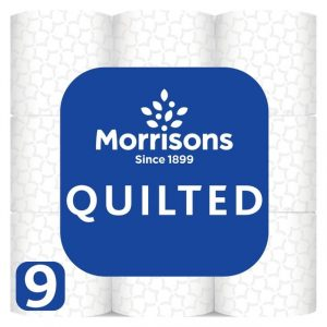 Morrisons Even Soft Quilt Tissue Roll-0