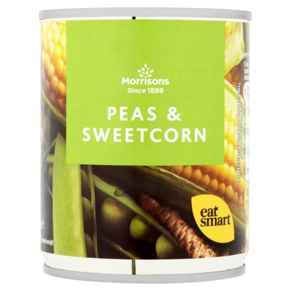 Morrisons peas and sweetcorn-0