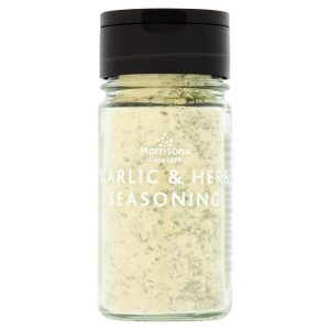 Morrisons Garlic & Herb Seasoning-0