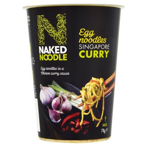 Naked Noodle Singapore Curry-20727