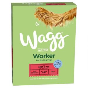 Wagg Worker Beef & Veg Complete-0