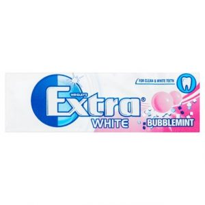 Extra White Bubblemint 10PC-0