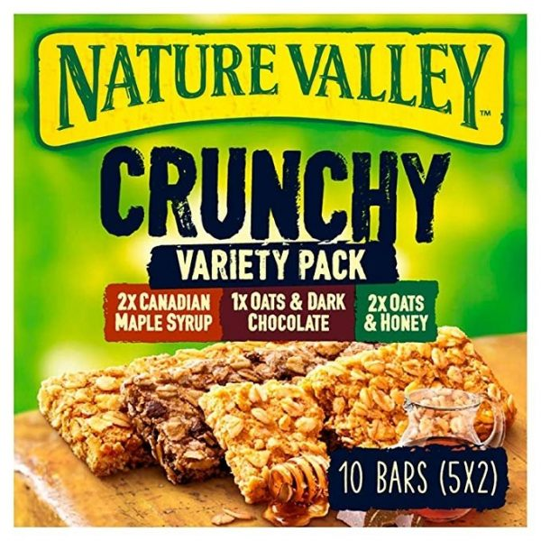 Nature valley crunchy variety pack-0