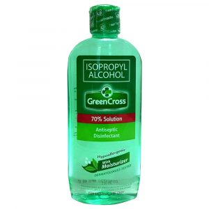 GreenCross 70% Alcohol Isoprophyl antiseptic disinfectant 500ml-0