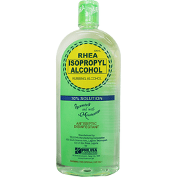 RHEA Isopropyl Alcohol with Moisturizer 500ml-0