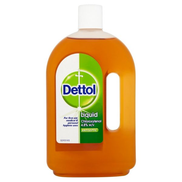 Dettol Antiseptic Liquid 750ml-0
