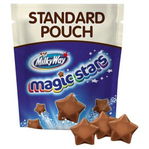 Milky Way Magic Stars Chocolate Pouch 91g-0