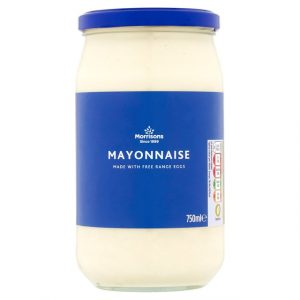 Morrisons Mayonnaise