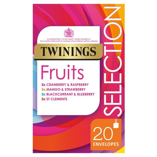 twinnings fruit selection