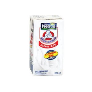 Nestle Bear Brand Sterilized Milk