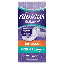 Always dailies single 24s