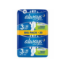 Always ultra night Big pack