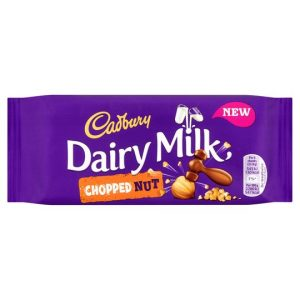 Cadbury Dairy Milk Chopped Nut