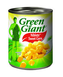 Green giant niblets