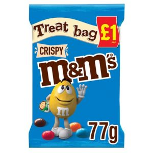 M&M's Crispy Treat Bag