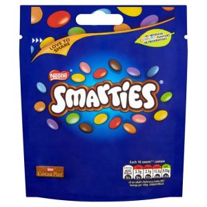 Smarties Pouch Bag
