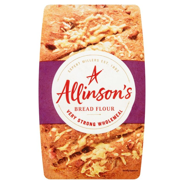 Allinson's Wholemeal Very Strong Flour