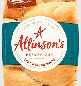 Allinsons strong white flour