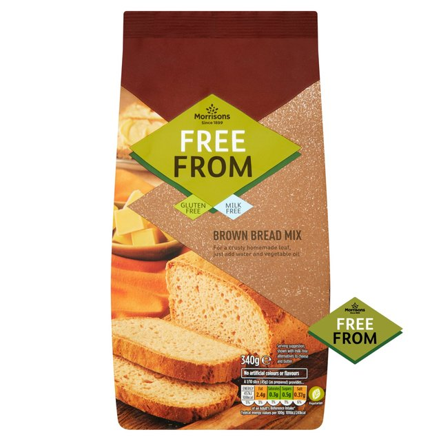 Free From Brown Bread Mix